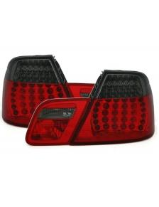 LAMPY TYLNE BMW E46 2D 99-03 RED SMOKE COUPE