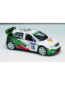 BODY KIT SKODA FABIA 1 WRC