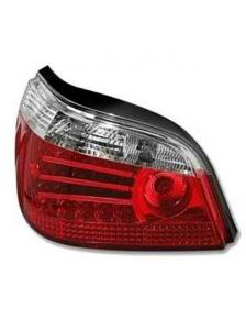 LAMPY TYLNE LED BMW E60 03-07 RED WHITE