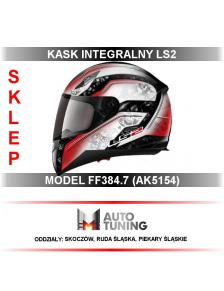 KASK LS2 FF384.7 AMORY RED M