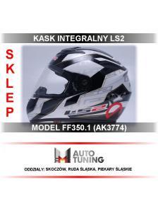 KASK LS2 FF350.1 EYES BLACK M