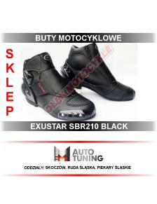BUTY EXUSTAR SBR210 BLACK...