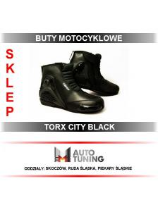 BUTY TORX CITY BLACK 43...