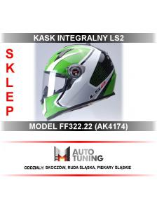 KASK LS2 CORSA WHITE GREEN...