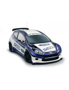 BODY KIT FORD FIESTA MK7 S2000