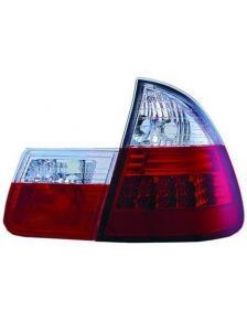 LAMPY TYLNE DIODOWE BMW E46 99-05 TOURING RED WHITE