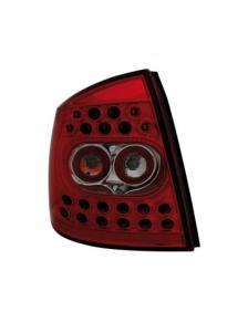 LAMPY TYLNE DIODOWE OPEL ASTRA G RED