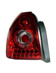 LAMPY TYLNE DIODOWE HONDA CIVIV 96-01 RED WHITE
