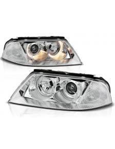 LAMPY ANGEL EYES VW PASSAT 3BG 00-04 CHROM