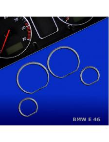 RAMKI OBRECZE LICZNIKA BMW E46 98-05