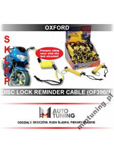 OXFORD DISC LOCK REINDER...