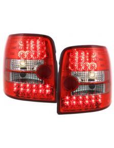 LAMPY DIODOWE VW PASSAT 3B 3BG COMBI 96-04 RED