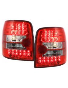 LAMPY T. DIODOWE  VW PASSAT COMBI 3B 3BG RED