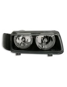 LAMPY ANGEL EYES VW PASSAT B4 93-96 CZARNE