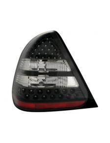LAMPY TYLNE LED MERCRDES W202 94-00 CZARNE
