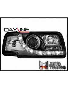 LAMPY DAYLINE AUDI 80 B4 91-94 LIM / AVANT CZARNE